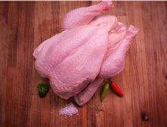 Fresh Chicken Size 17
