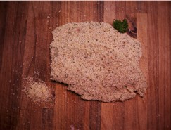 Hand Made Chicken Breast Schnitzel