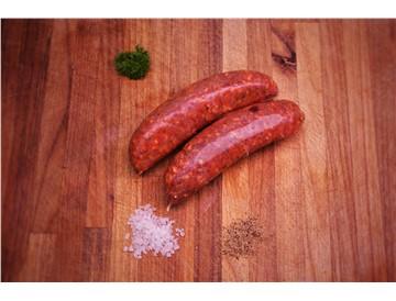 Pork Sausages - Hot